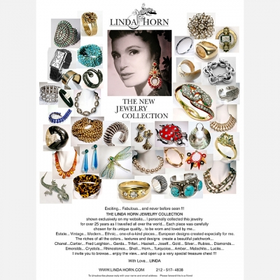 2010 The New Jewelry Collection Email
