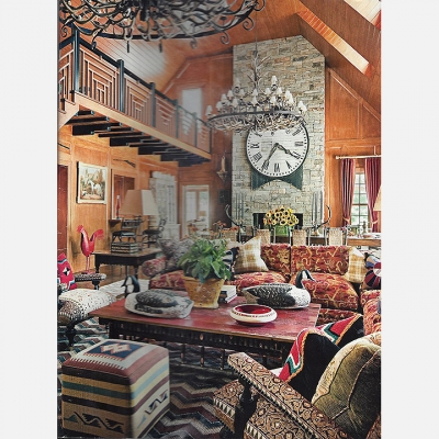 2010 December Architectural Digest - Feature
