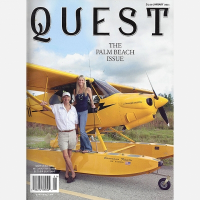 2011 January Quest - Cover