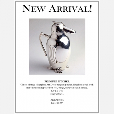 Penguin Pitcher