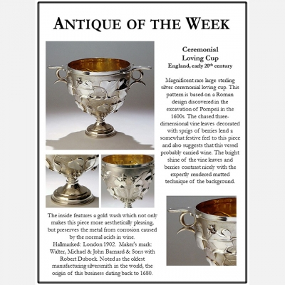 CEREMONIAL LOVING CUP