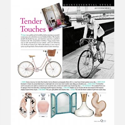 2016 Fall Quest Magazine - Women's Accessories Page 39