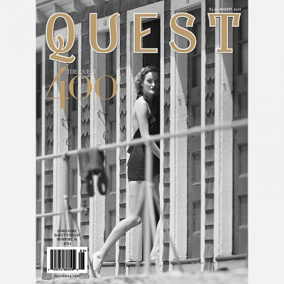2017 AUGUST QUEST MAGAZINE COVER
