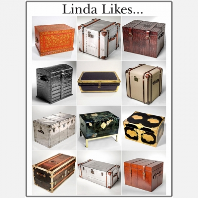 LINDA LIKES - TRUNKS