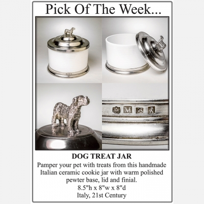 2018-NOVEMBER - Dog Treat Jar