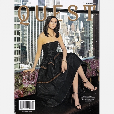 2019 MAY - Quest Magazine Cover