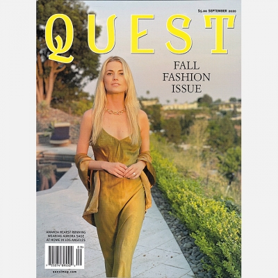 2020 SEPTEMBER - Quest Magazine Cover