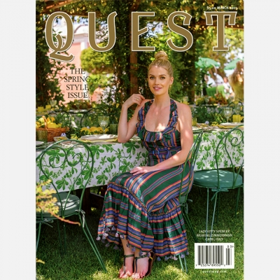 2021 MARCH - QUEST MAGAZINE COVER