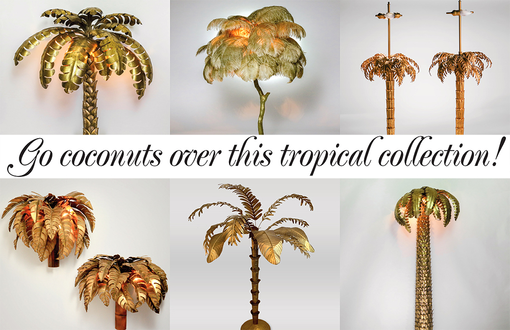 Go coconuts over this tropical collection!