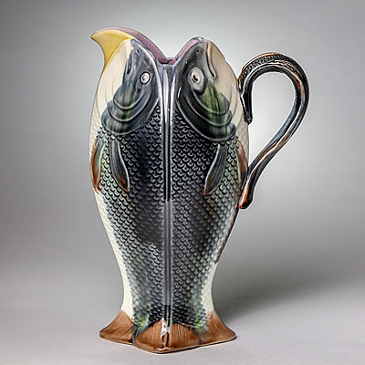 FISH SHAPED PITCHER
