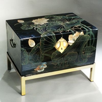 CHINESE TEA CHEST