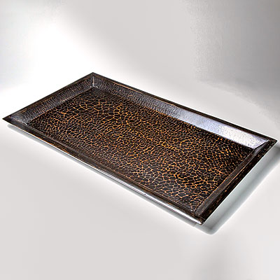 BLACK CAVIAR COLOR TRAY