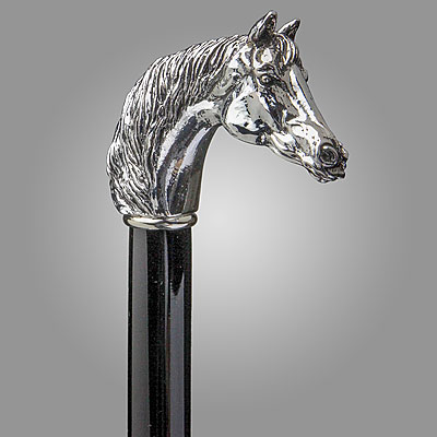 ARABIAN HORSE WALKING STICK