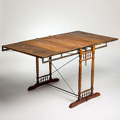 1890'S COMBINATION TABLE