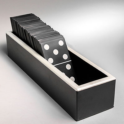 LARGE DOMINO SET