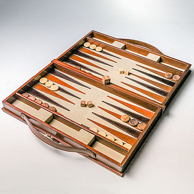COGNAC BACKGAMMON GAME