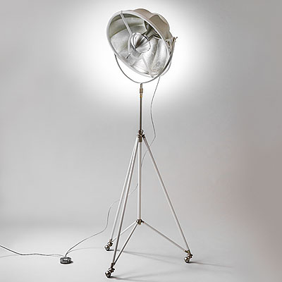 FORTUNY TRIPOD FLOOR LAMP