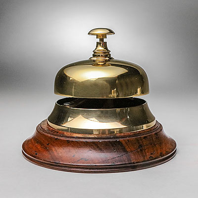 SAILOR'S INN DESK BELL