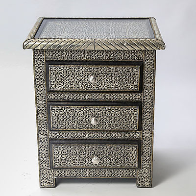 MOROCCAN SMALL CHESTS