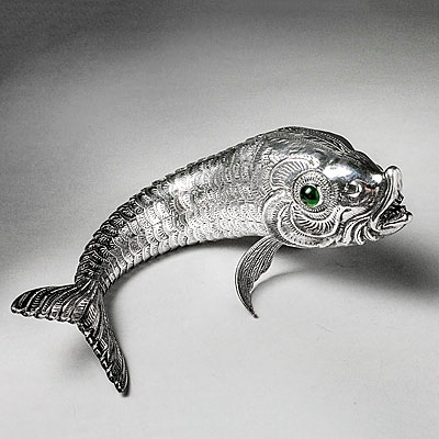 ARTICULATED SILVER FISH