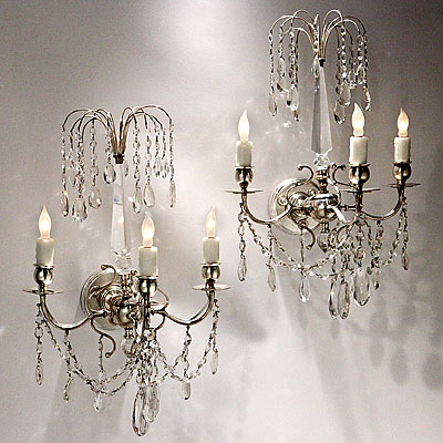 MICHAEL FARADAY SCONCES
