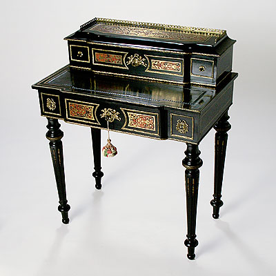 BOULLE WRITING DESK