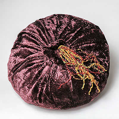 ROUND FORTUNY PILLOW