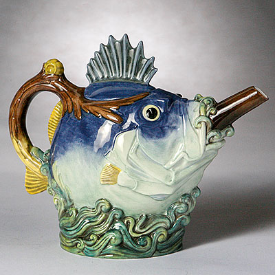 FISH TEAPOT LIMITED EDITION