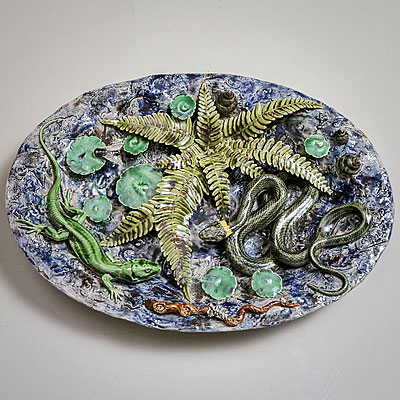 SNAKE & LIZARD PALISSY CHARGER