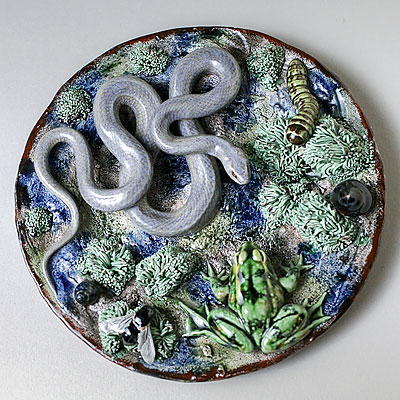 PALISSY RE-CREATION SNAKE