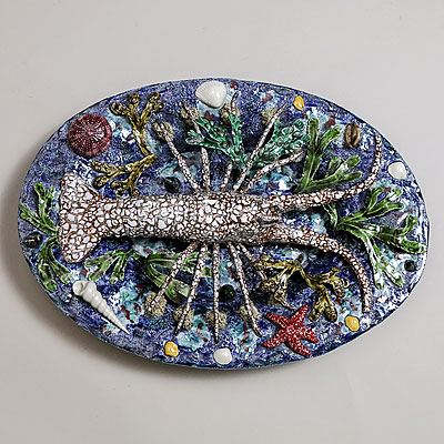 PALISSY RE-CREATION PLATE