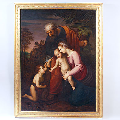 RELIGIOUS PAINTING