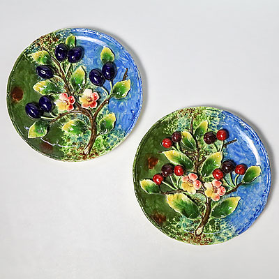 FRENCH WALL PLATES