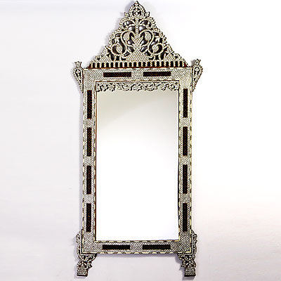 LARGE SYRIAN MIRROR