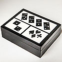 DICE CARD DOMINO BOX