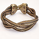 ETHNIC BRAIDED BRACELET